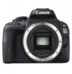 Reflex Canon EOS 100D Boîtier Nu