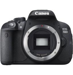 Reflex Canon EOS 700D Boîtier Nu