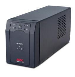Onduleur Line Interactive avec Stabilisateur de tension APC Smart UPS SC 620VA/390 Watts