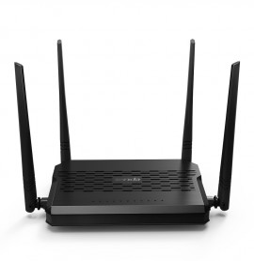 Modem Routeur sans fil Tenda D301 Wireless N300 ADSL2+ avec USB sharing