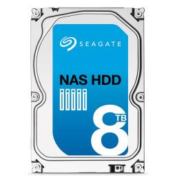 Disque dur interne Seagate NAS HDD ultrafiables pour environnements NAS, serveurs et RAID