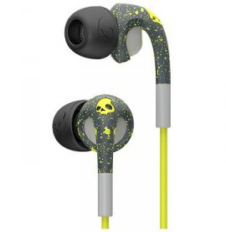Écouteurs Skullcandy The Fix intra-auriculaires avec micro pour iPod, iPhone, iPad