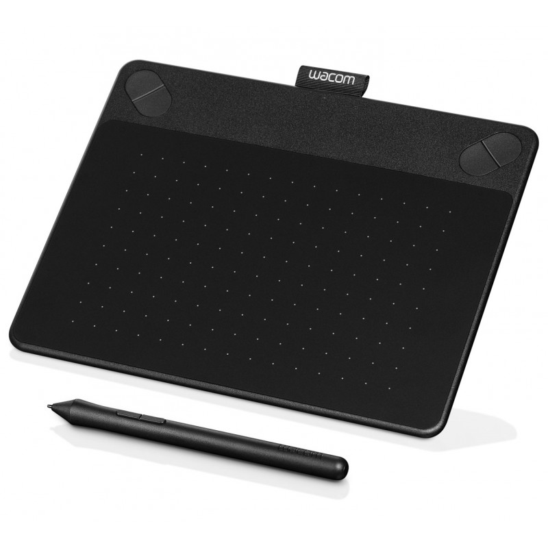 Tablette graphique Filaire Wacom Intuos Pen & Touch Creative Medium (CTH-680SS)