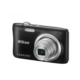 Appareil Photo Compact Nikon Coolpix A100 - 20,1MP /5X