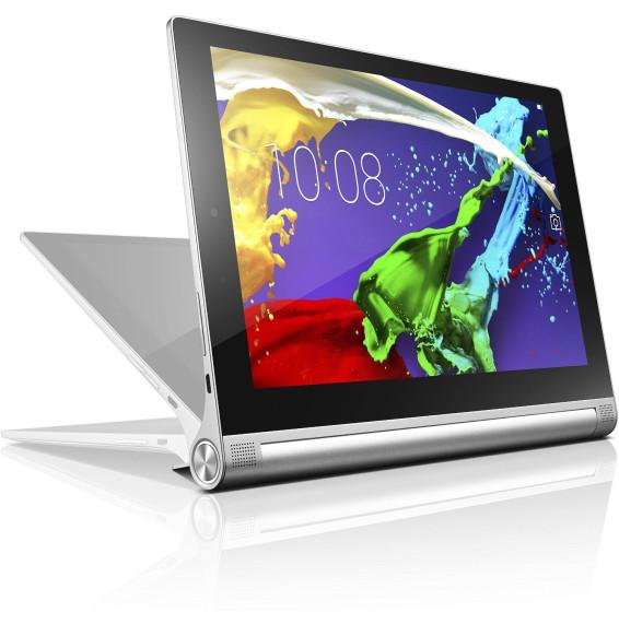Tablette 4G Wi-Fi Lenovo Yoga Tablet 2 (8 et 10.1 pouces) - Full HD, 16 GB et 2GB RAM