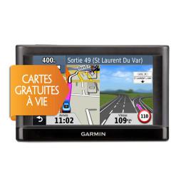 "GPS Garmin nüvi 205 Maroc - 3,5"" tactile"
