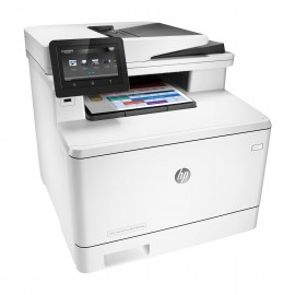 Imprimante Multifonction Laser HP Color LaserJet Pro MFP M377dw (M5H23A)