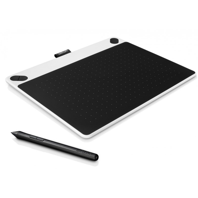 Tablette graphique Filaire créative à stylet Wacom Intuos Draw Small