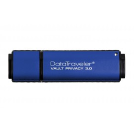 Kingston Clé USB DataTraveler Vault Privacy 3.0 Standard - 16 GB