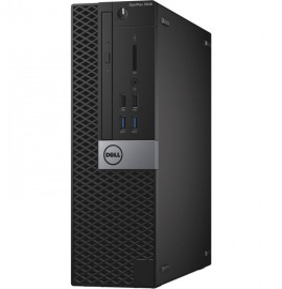 Ordinateur de bureau Dell OptiPlex (3040) 3000 Series SFF (N009O3040SFF_UBU_VGA)