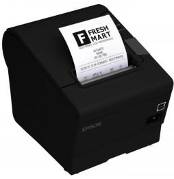 Imprimante de tickets réseau Epson TM-T88V (654): Ethernet UB-E04, PS, EDG, Buzzer, EU