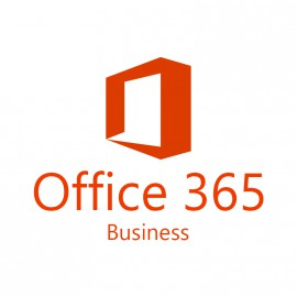 Abonnement Microsoft Office 365 Business Essentials - Licence (1 an/ 1 utilisateur)
