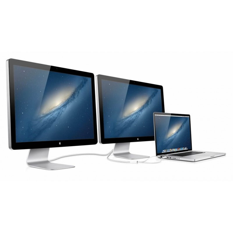 moniteur apple led cinema display cran plat de 27 pouces maroc. Black Bedroom Furniture Sets. Home Design Ideas