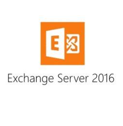Microsoft Exchange Server 2016 Enterprise User CAL (Sans services)