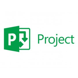 Microsoft Project Professional 2016 avec 1 Project Server CAL