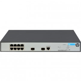 Switch Administrable HP OfficeConnect 1920 8G PoE+ (180W) (JG922A)