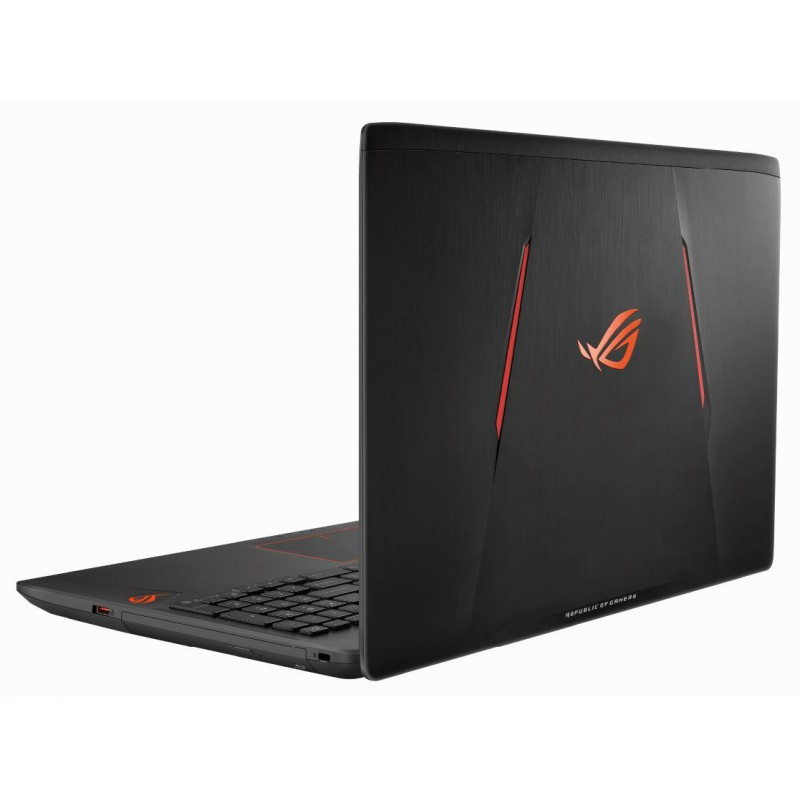 pc portable gaming asus rog strix gl553vd 90nb0dw3 m02440 maroc. Black Bedroom Furniture Sets. Home Design Ideas