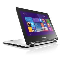 PC portable Hybride Tactile Lenovo Yoga 300-11IBR (80M100RMFE)