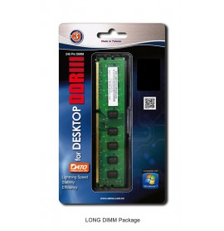 Mémoire RAM dimm DATO PC Bureau 8Go DDR3L (1.35V) 1333/1600MHz