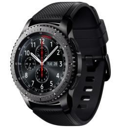 Montre connectée Samsung Gear S3 Frontier Noir + Straps