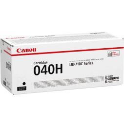 Canon 040H Noir - Toner Canon d'origine (0461C001AA)