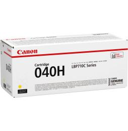 Canon 040H Jaune - Toner Canon d'origine (0455C001AA)