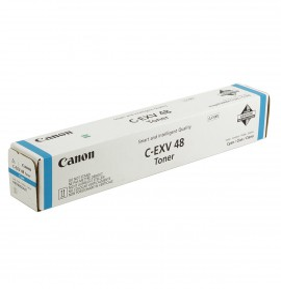 Canon C-EXV 48 Cyan - Toner Canon d'origine (9107B002AA)