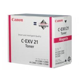 Canon C-EXV 21 Magenta - Toner Canon d'origine (0454B002AA)