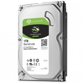"Disque dur interne Seagate BarraCuda - 3.5"" 7200 RPM 64 Mo SATA 6 Gb/s"