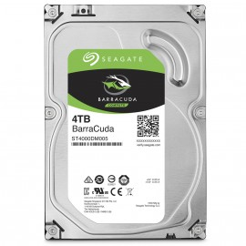 "Disque dur interne Seagate BarraCuda - 3.5"" 5900 RPM 64 Mo SATA 6 Gb/s"