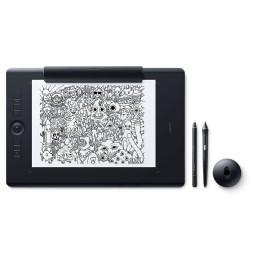 Tablette graphique professionnelle multi-touch Wacom Intuos Pro Medium Paper Edition