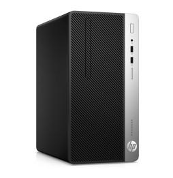 Ordinateur HP ProDesk 400 G4 MT + Ecran V212a 20.7 pouces (1QM40EA)
