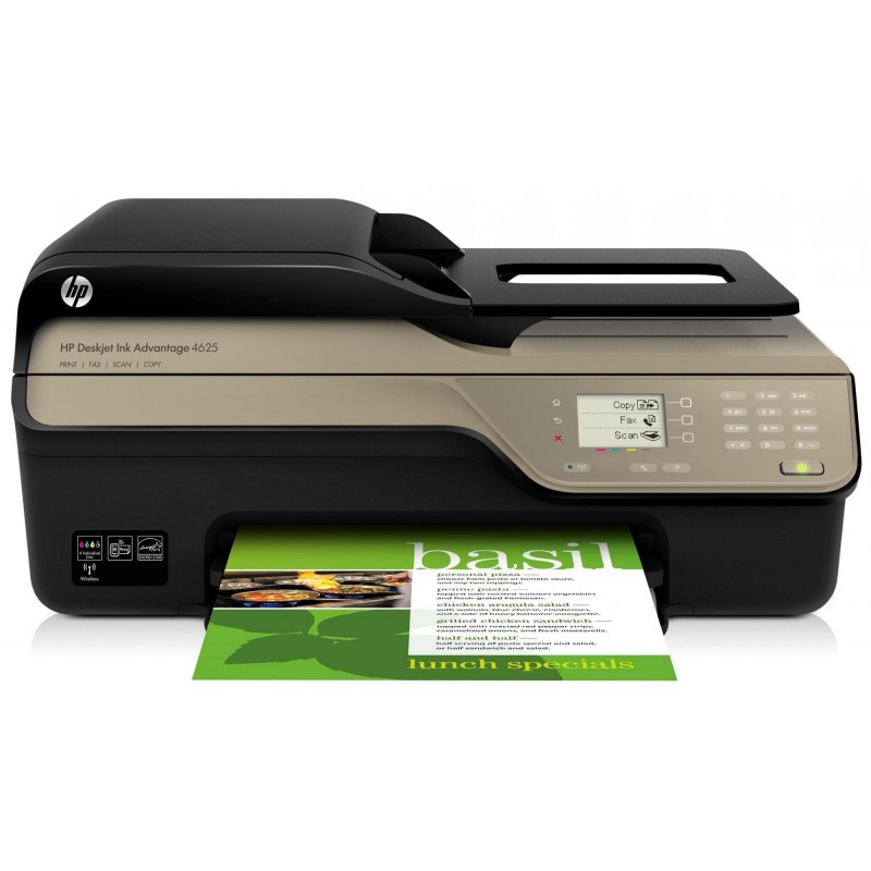 imprimante hp deskjet ink advantage 4625 e all in one cz284c maroc. Black Bedroom Furniture Sets. Home Design Ideas