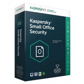 Kaspersky Small Office Security 5.0 - 2 server + 20 postes (KL4533XBNFS-MAG)