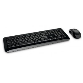 Ensemble clavier/souris sans fil Microsoft Wireless Comfort Desktop 850 (AZERTY, Français)