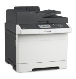 Imprimante Multifonction Laser Couleur Lexmark CX417de (28DC561)
