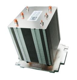 Dissipateur de chaleur Dell 1U CPU Dissipateur PowerEdge R730 (412-AAFV)