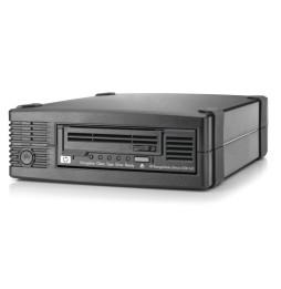 HPE StoreEver LTO-5 Ultrium 3000 SAS External Tape Drive (EH958B)