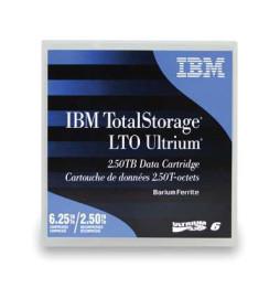 Cartouche de données IBM LTO 5 Ultrium 2.5 TB/ 6.25TB (IBM00V7590)