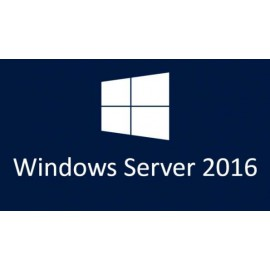 Microsoft Windows Server 2016 Standard - User CAL (R18-05245)