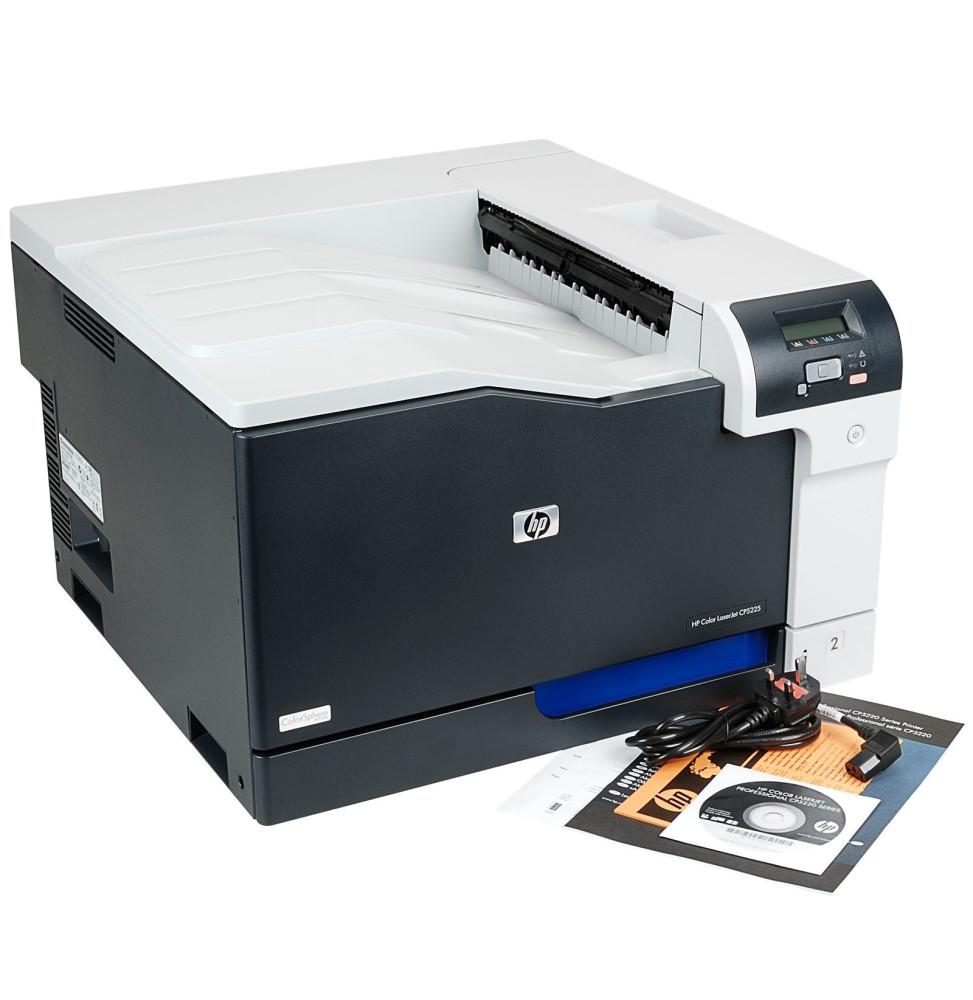 imprimante a3 hp color laserjet professional cp5225dn ce712a maroc. Black Bedroom Furniture Sets. Home Design Ideas
