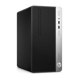 Ordinateur de bureau HP 400 G4 MT avec écran 20,7pouces (1QM46EA)