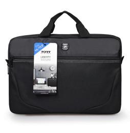 Sacoche pour PC portable Port Designs Liberty III 15,6'' Noir