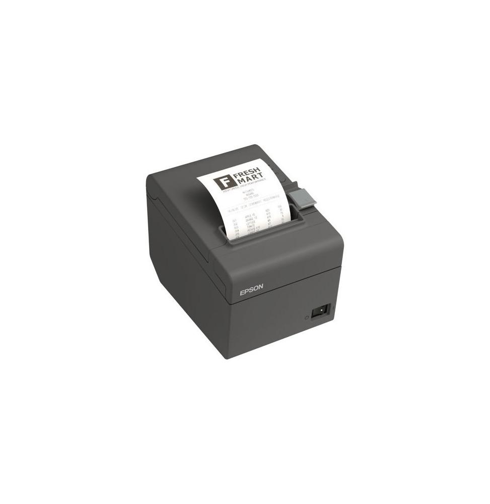 Imprimante thermique de tickets PDV Epson TM-T20II (007) USB et Ethernet, PS, EDG, EU (C31CD52007)