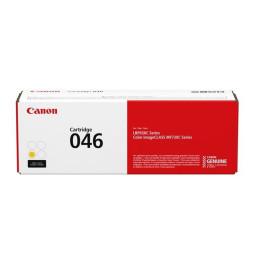Canon 046 Jaune - Toner Canon d'origine (1247C002AA)