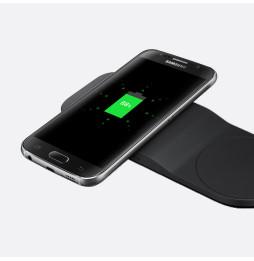 Chargeur sans fil Samsung EP-PA710 double Pad QI (EP-PA710TBEGWW)