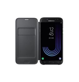 Étui à rabat noir pour Galaxy J7 2017 (EF-WJ730CBEGWW)