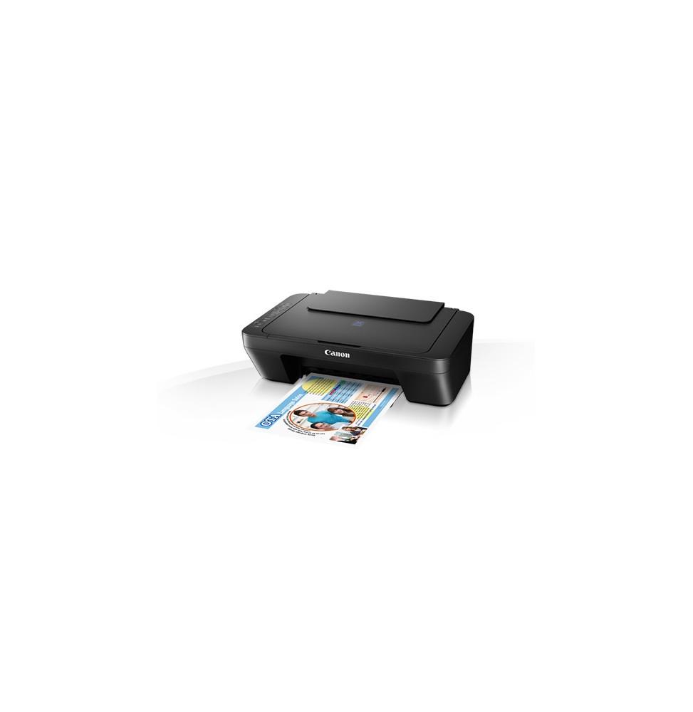 Imprimante Jet d'encre couleur multifonction Canon PIXMA E474 (1365C009AA)