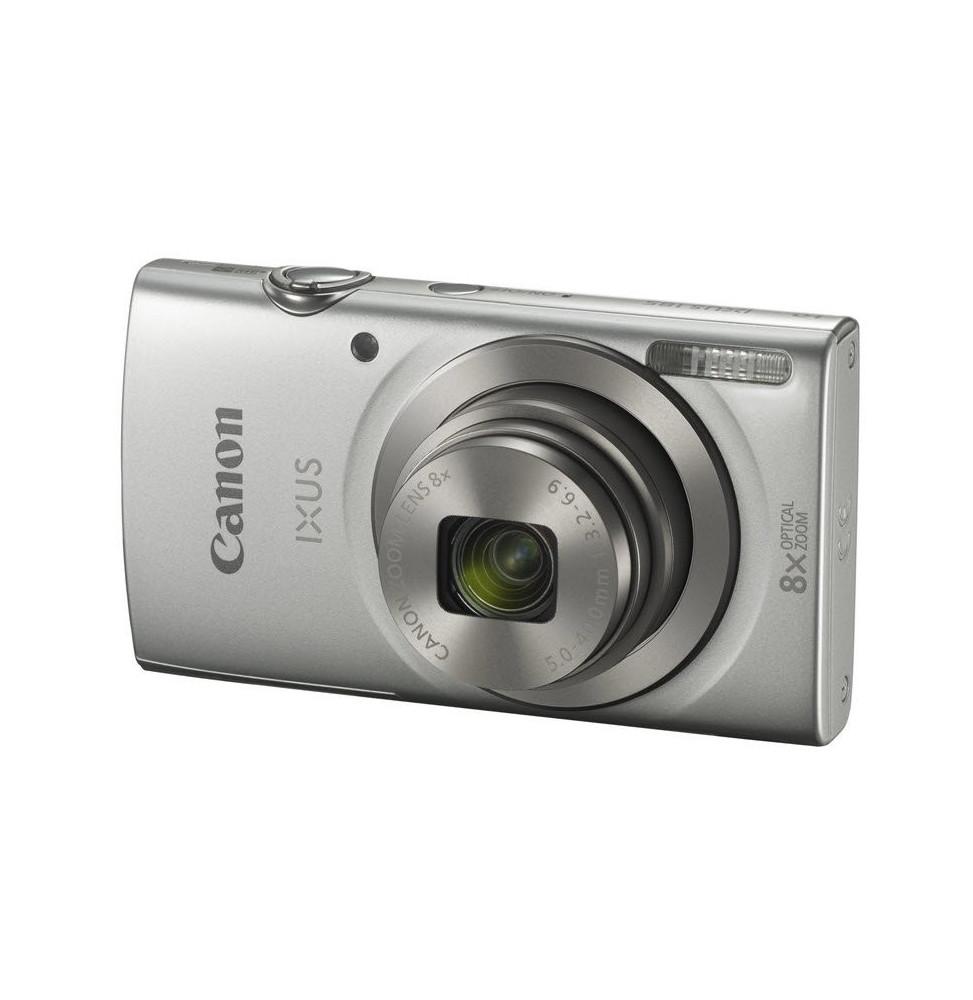 Appareil photo Compact Canon Ixus185 – Argent (1806C001AA)