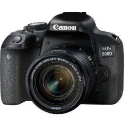 Appareil photo Compact Canon EOS 800D (1895C002AA)